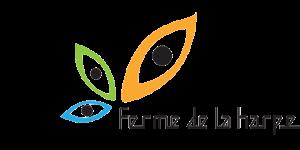Logo Ferme de La Harpe - 150
