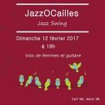 Affiche jazzocailles 2017